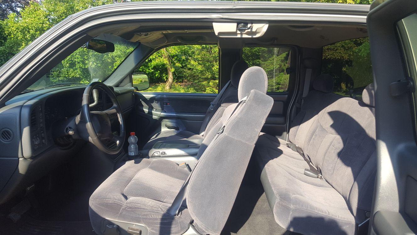Occasion - Chevrolet silverado 2500 heavy duty-5